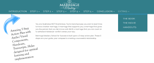 marriage retreats