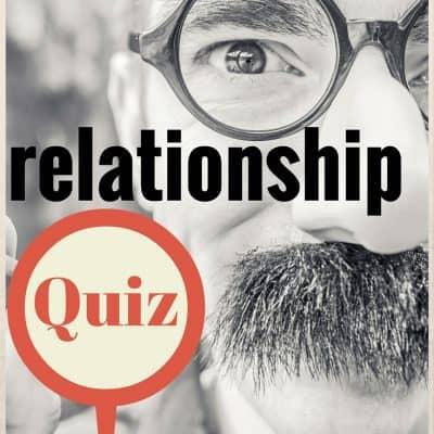 relationship quiz