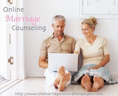 Online Marriage Counseling. Is it Real?