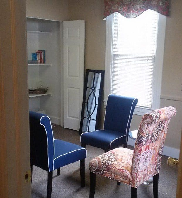 Getting our *New* Marriage Counseling Office Ready! Photo Essay