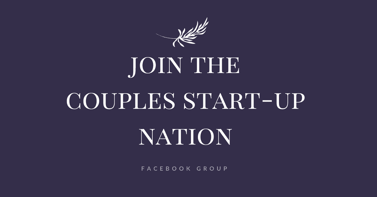 Join Our Facebook Group for Business Owner Couples