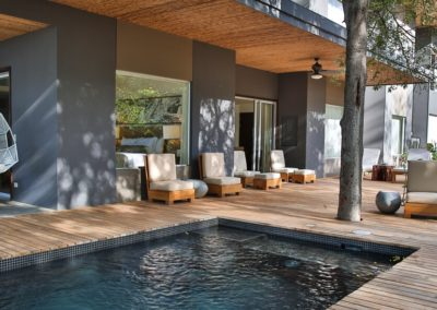 Presidential Suite with Pool in Costa Rica